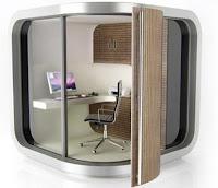 OfficePod: l'ufficio personale da casa