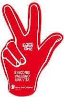 Save the Children: 3 secondi valgono una vita