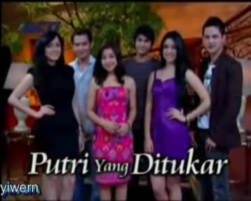Sinopsis Sinetron Putri Yang Ditukar episode 156 ( 19 Desember 2010)