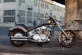 Chopper Motorcycles Honda Fury 2010