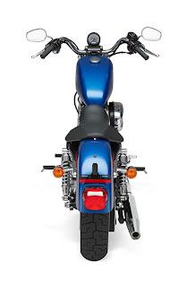 2010 Vintage Motorcycles Harley-Davidson Sportster 883 Low XL883L