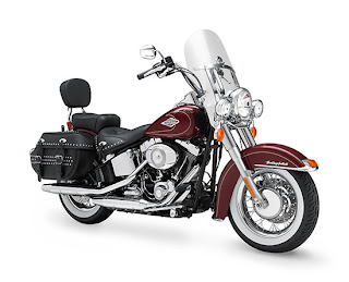 New Motorcycles for Sale Harley-Davidson Heritage Softail Classic FLSTC 2010