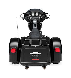 2010 Harley-Davidson Street Glide Trike FLHX Motorcycle Parts