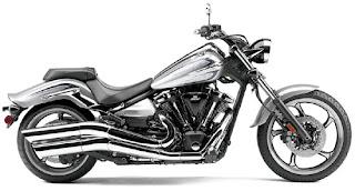 2010 Modern Classic Motorcycles Yamaha Raider (XV1900)