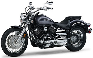 New Motorcycles For Sale Yamaha V-Star 1100 Custom 2010