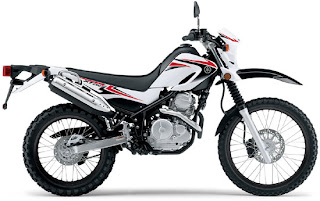 2010 Sports Motorcycles Yamaha XT250