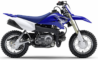 2010 Best Performance Motocross Yamaha TT-R50E