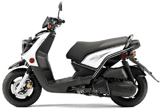 2010 New Scooter Motorcycle Yamaha BWs / Zuma 125