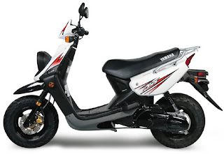 2010 New Scooter Motorcycles Yamaha BWs / Zuma 50