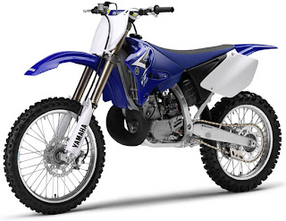 2010 New Sports Motorcycles Yamaha YZ250