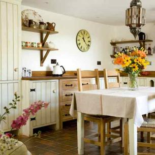 Rustic country kitchen ideas