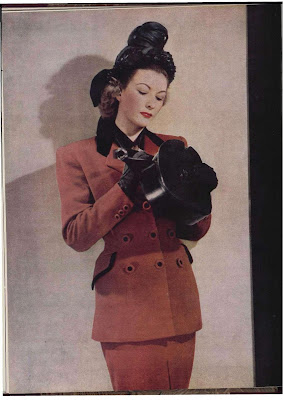 Womens Dress Style after the War