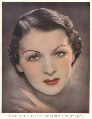 1920s Makeup Styles