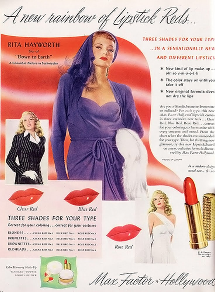 max factor pan stik makeup. The History of Makeup - Max