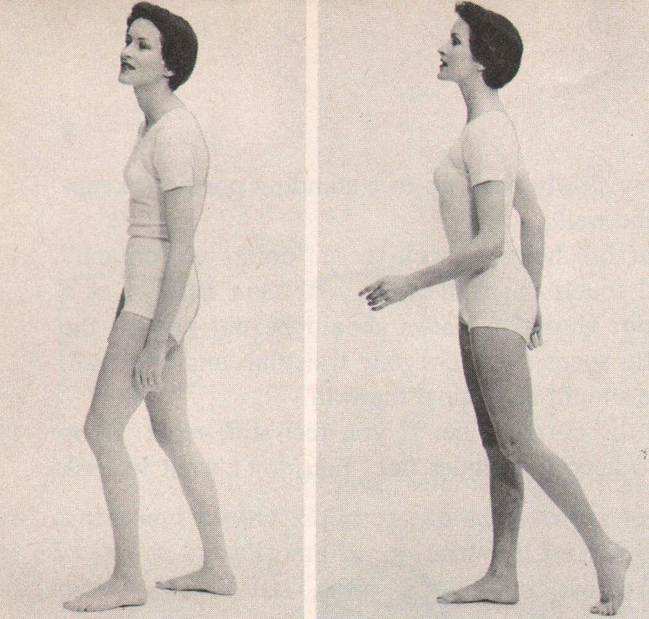 1950 s Fashion Secrets - The Body Beautiful  f3db0ef542a