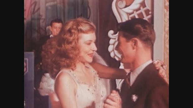 vintage 1940's junior prom - archive