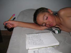 Journal Writing is Such Hard Work!