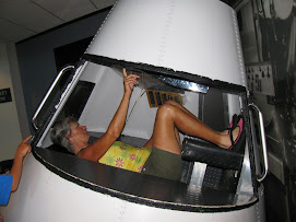 Donna in Flight Simulator