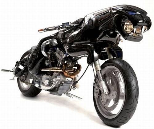 panther bike