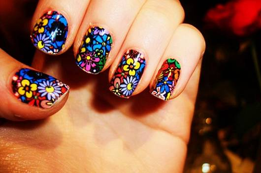 Lust love selebritys creative decorative nail art designs 23 pics you will be surprised to read that this funky nail fashion is not only influencing female clients but men also nail art is all about giving good hygiene prinsesfo Image collections