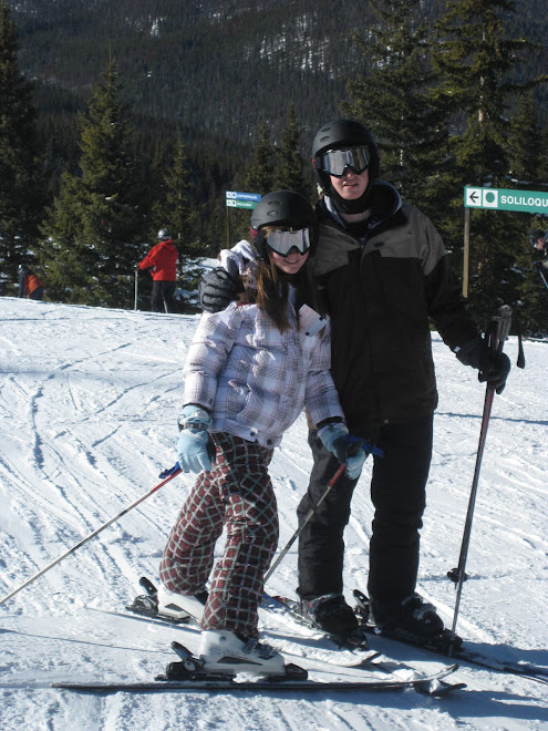 Ethan and Meredith Copper Mountain