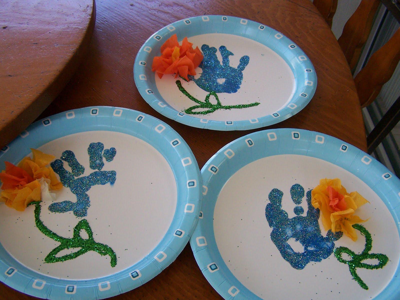 Childcare - Regalos para el dia de la madre manualidades ...