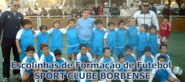 Escolinha de Formação de Futebol Sport Clube Borbense