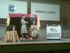 """Obra de teatro """"A vida de Rosa"""""""