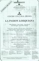 La Pasión Lorquiana