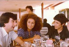 Con Carlos Giménez y Norma Aleandro.