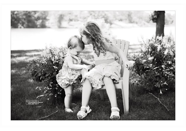 Sweet Sister Photo Session | The Little Style File