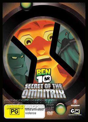 Ben 10 - El Secreto del Omnitrix [DVDRip]- 1 Link-[Español]