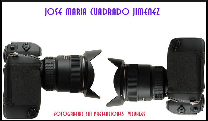 JOSÉ MARÍA CUADRADO JIMÉNEZ