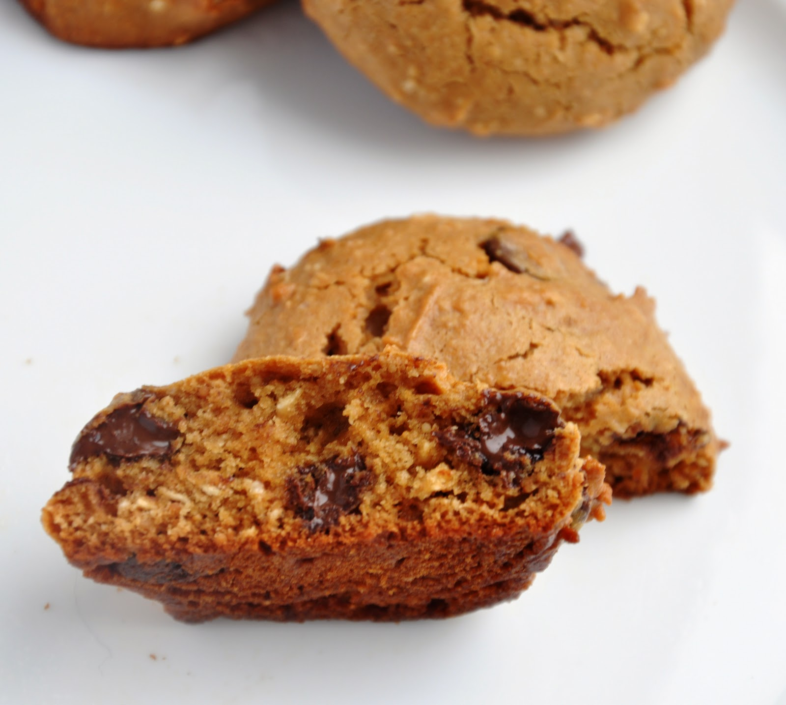 Peanut Butter Chocolate Chip Cookies (NO OIL, NO BUTTER & 118 ...