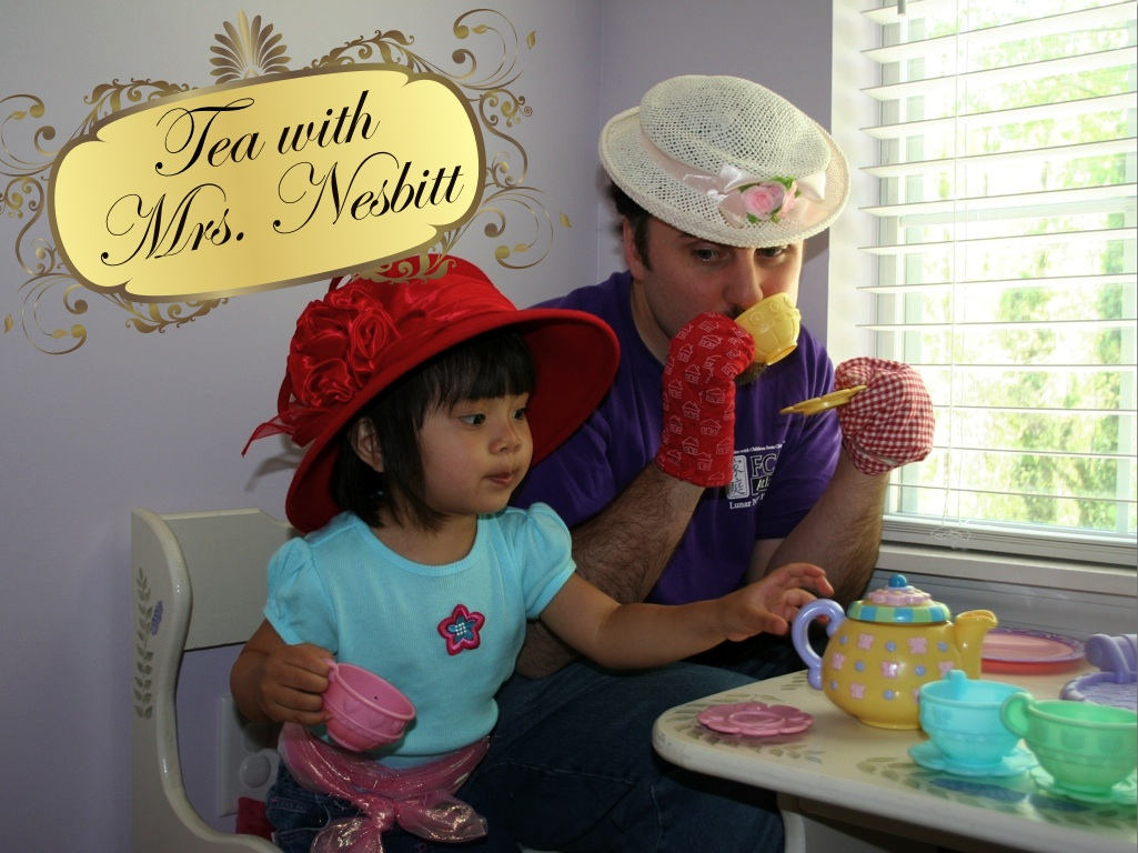 Tea with Mrs. Nesbitt
