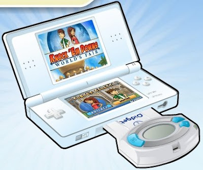 Didget - Designed to Help Kids With Diabetes on Nintendo DS