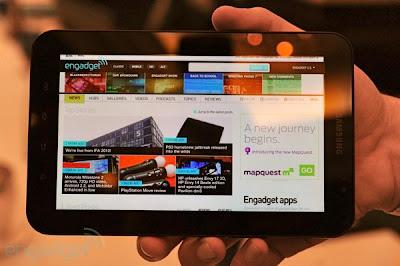 spesifikasi Samsung Galaxy Tab