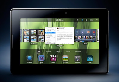 Harga BlackBerry Playbook & Spesifikasi BlackBerry Playbook