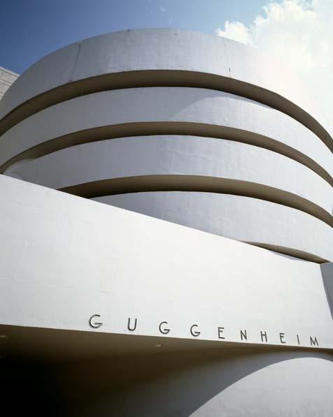 guggenheim museum new york. (New York NY)