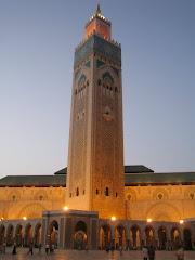 Mosque: Hassan II