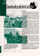 Boletín Nº 5a Ciudades de la Gente