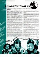 Boletín Nº 14 Ciudades de la Gente