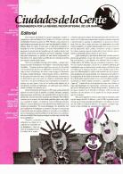 Boletín Nº 16 Ciudades de la Gente