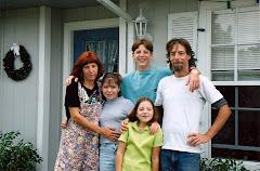 Funny Florida Family Photo 1995