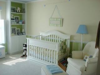 Uni Sex Baby Room Ideas
