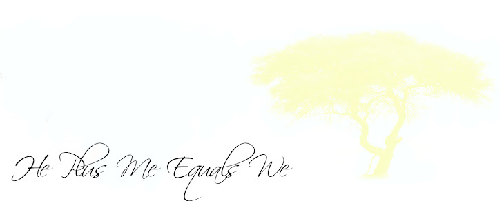 He + Me = We