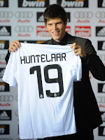 Huntelaar signs Real Madrid