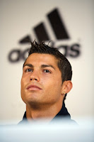 Cristiano Ronaldo Press Conference Real Madrid