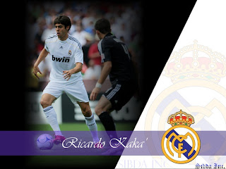 Ricardo Kaka Real Madrid Wallpapers