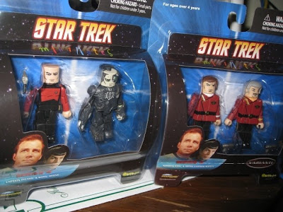 Star Trek Minimates Series 4 TNG Captain Picard